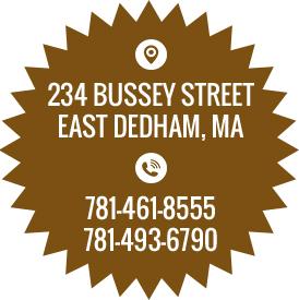 234 Bussey Street, East Dedham, MA