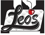 Leo's Malt Shop Logo