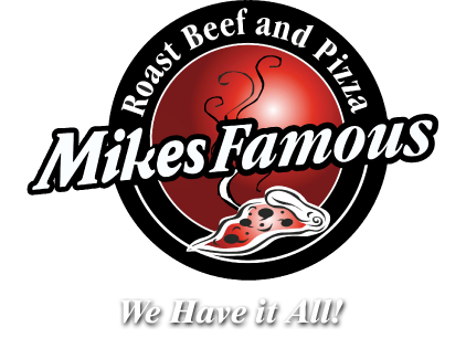 Mike's Famous Roast Beef & Pizza
