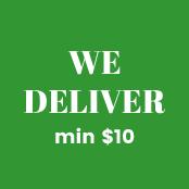 We Deliver min $10