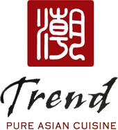 Trend Pure Asian Cuisine Logo